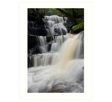 Lower Somersby Falls 6 Art Print