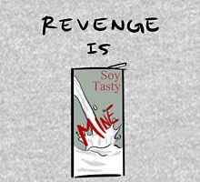 Revenge Is Mine Womens Fitted T-Shirt