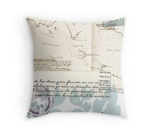 A Long Way From Home Throw Pillow