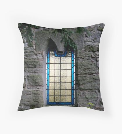 Heavenly Light Throw Pillow