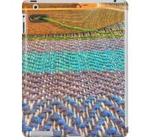 Weaving the Weave iPad Case/Skin