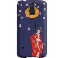 Cherry Blossom Time Samsung Galaxy Case/Skin