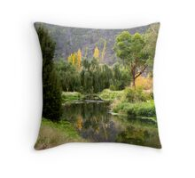 New Norfolk Charm Throw Pillow