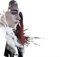 Daenerys Targaryen (Design) by Ryan Swannick