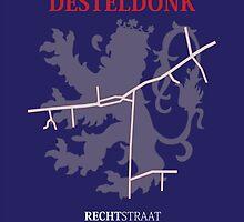 Verenigde Straten van Desteldonk by Maximio