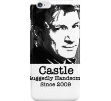Castle -Ruggedly Handsome iPhone Case/Skin
