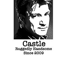 Castle -Ruggedly Handsome Photographic Print