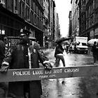 New York Street by Elodie