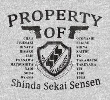 SSS - Angel Beats! T-Shirt