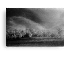 big sky little hill ..........daniland Canvas Print