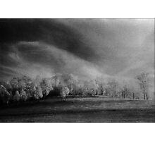 big sky little hill ..........daniland Photographic Print