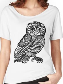 Owlll_oodle Women's Relaxed Fit T-Shirt