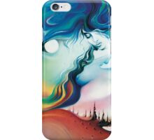 """The Wind"" from the series: ""Elements of the Earth"" iPhone Case/Skin"