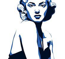 Lana Turner by katmac