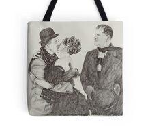 'Sweet Kisses for Stan' Tote Bag