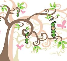 Magic Trees and Baby Girls in a Pod by fatfatin