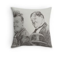 'Hats Off' Throw Pillow