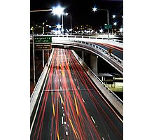 Freeway Photographic Print
