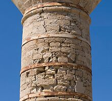 Cesarea Minaret by Mary  Lane