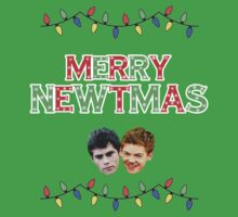 Merry Newtmas - The Maze Runner by acree10