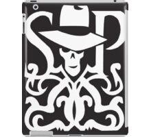 Skulduggery Pleasant Logo iPad Case/Skin