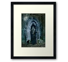 The Magic Door Framed Print