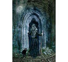The Magic Door Photographic Print