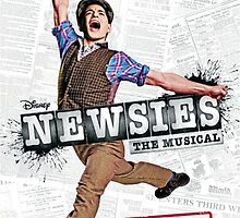 Newsies by janelindstrom