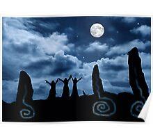 Moondancing Poster