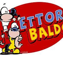 Ettore and Baldo logo by S. Milani by ettorebaldo