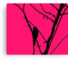 Bird 11 Canvas Print