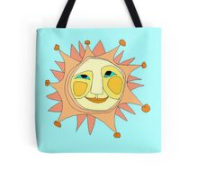 Sun Or Moon Or Stars Up In The Sky Tote Bag