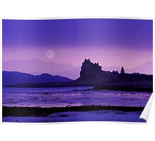 Moonrise : Isle of Mull Poster