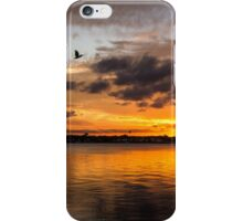 Pelican Afterglow iPhone Case/Skin