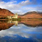 Kilchurn Castle : Scottish Reflections by Angie Latham