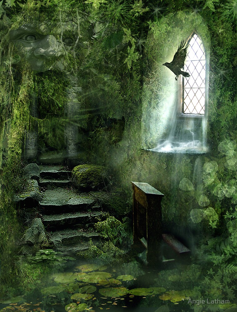 The Chapel in the Woods by Celtic Mystery