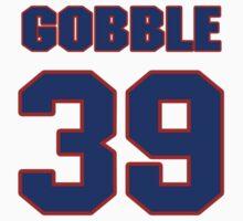National baseball player Jimmy Gobble jersey 39 by imsport