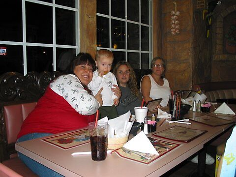 Women's Ministry Dinner....2007 by cinderella1225