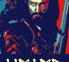 Thorin Oeakenshield - Honor by Phosphorus Golden Design