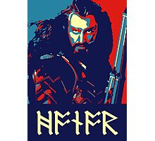 Thorin Oeakenshield - Honor Photographic Print