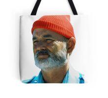 Steve Zissou - Bill Murray  Tote Bag