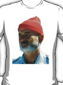 Steve Zissou - Bill Murray  T-Shirt