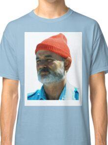 Steve Zissou - Bill Murray  Classic T-Shirt