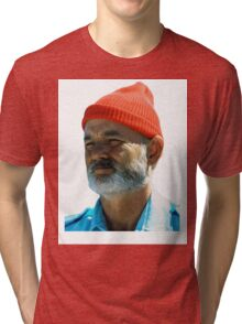 Steve Zissou - Bill Murray  Tri-blend T-Shirt