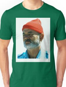 Steve Zissou - Bill Murray  Unisex T-Shirt