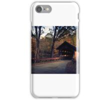 Abbey Brook 2, East Middlebury, Vermont iPhone Case/Skin