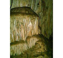 Grutas De La Estrella - Cave Formation  2 Photographic Print