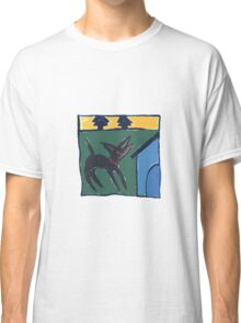 DOG HOUSE ART Classic T-Shirt
