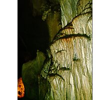 Grutas De La Estrella - Cave Formation 5 Photographic Print