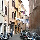 mediterranean streets 2 by asel
